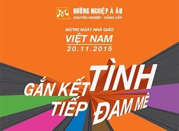 Chương trình chào mừng ngày Nhà Giáo Việt Nam