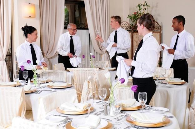 Những điều thú vị về nghề nhà hàng khách sạn