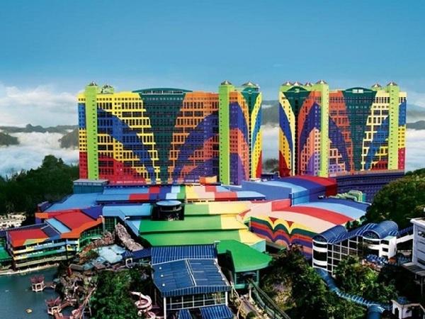 Top 7 kỷ lục về các khách sạn trên thế giới