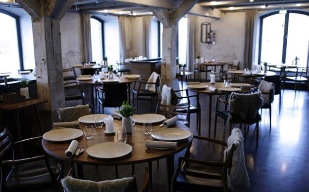 5 nhà hàng được yêu thích nhất châu Âu