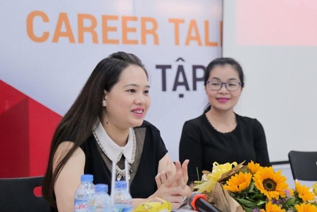 Career Talk: Cơ Hội Làm Việc Tại Tập Đoàn Vingroup