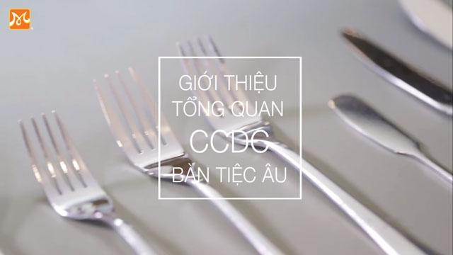 Thuộc Làu Tên Gọi Và Cách Sử Dụng Cutlery Trên Bàn Tiệc Âu