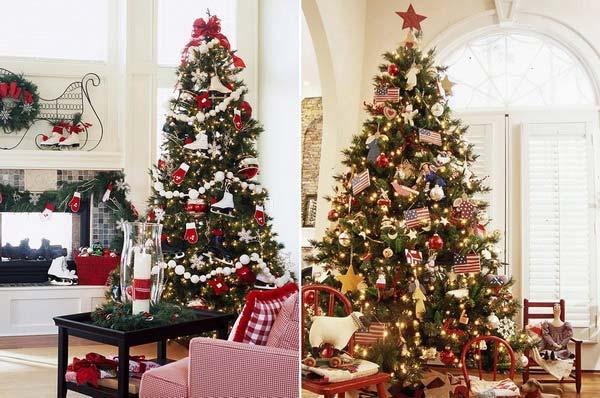 Mách Bạn Cách Trang Trí Thông Noel Khách Sạn Nổi Bần Bật Mùa Giáng Sinh