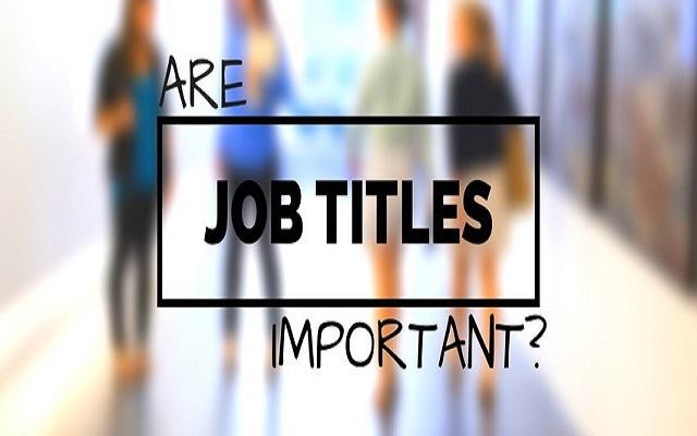 Job Title Là Gì? – Cách Viết Job Title Thu Hút Hàng Nghìn Ứng Viên