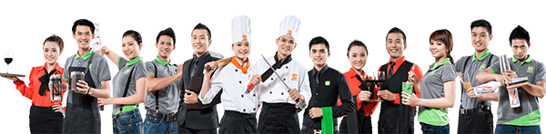 HNAAu hiện là đơn vị hàng đầu về đào tạo nguồn nhân lực nhà hàng - khách sạn
