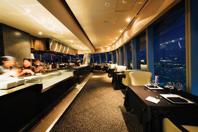 eon51 restaurant lounge