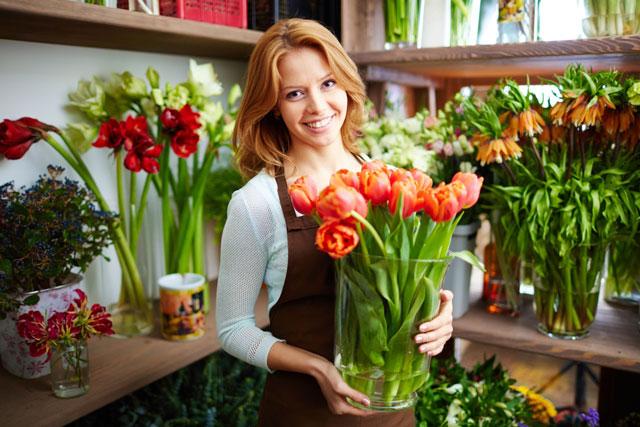 florist attendant