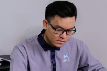 học viên Minh Trí