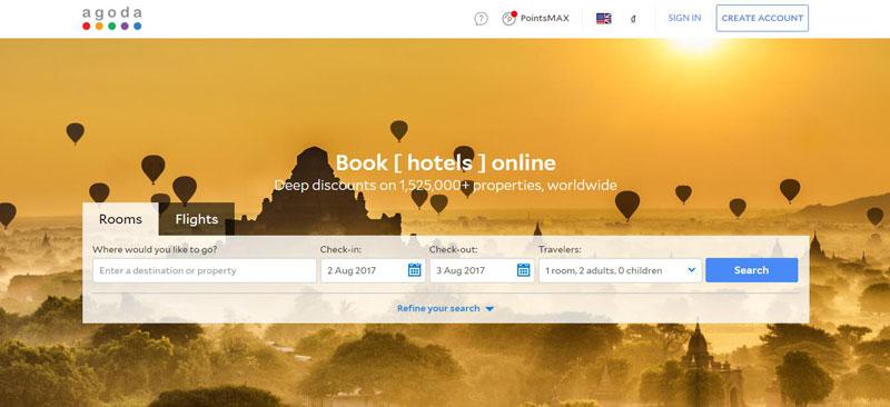 Kết quả hình ảnh cho đại lý du lịch trực tuyến