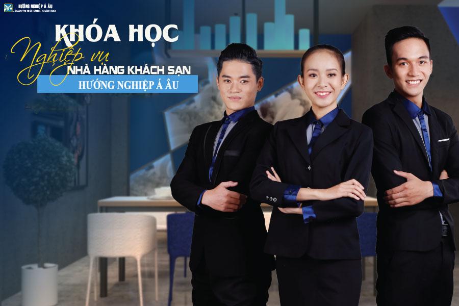 khóa học nghiệp vụ quản lý nhà hàng khách sạn