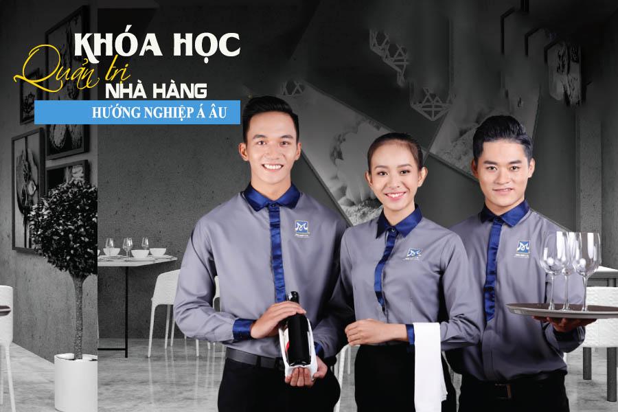 khóa học quản trị nhà hàng