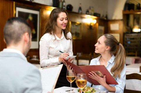 kiểm soát order trong nhà hàng