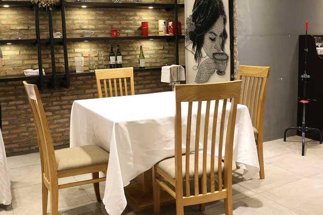 phòng thực hành quản trị nhà hàng