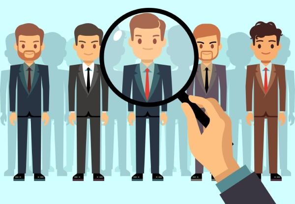 recruiter được là nhà tuyển dụng