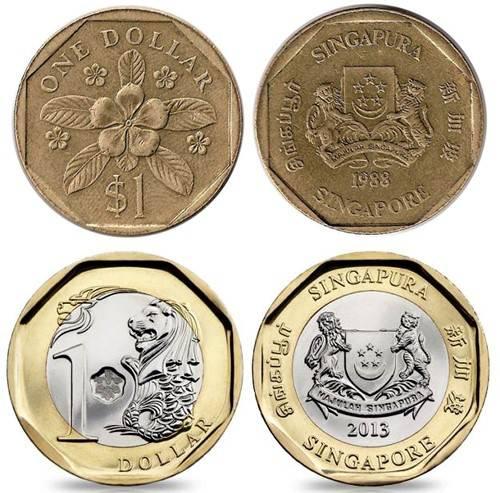 tiền đồng singapore