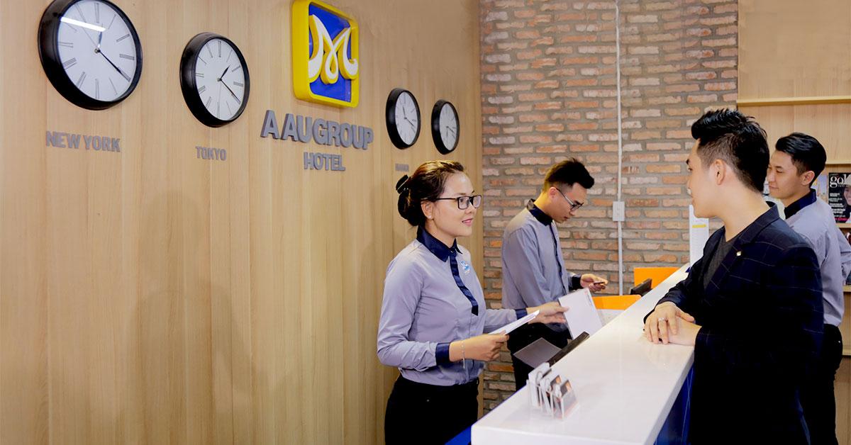 Trắc Nghiệm Kiến Thức Front Office (Tiền Sảnh)