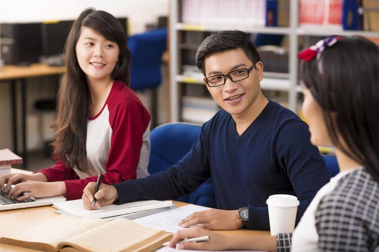 xác định đúng môi trường làm việc để chọn dúng chương trình học