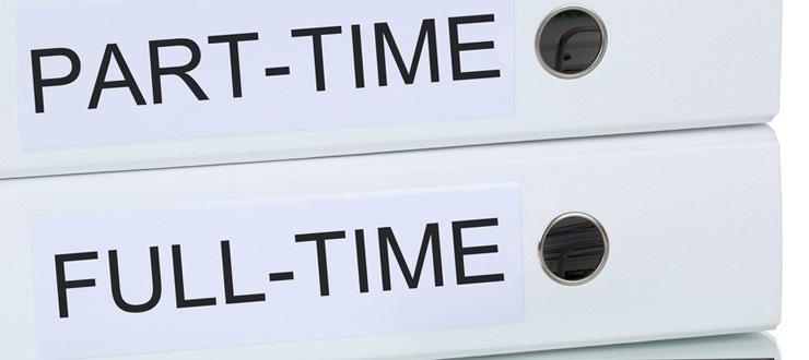 những điểm khác nhau giữa full time và part time là gì