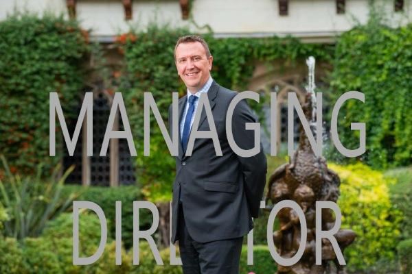 managing director là gì