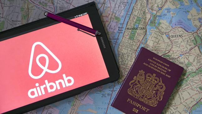 ứng dụng airbnb