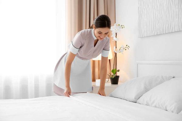 Quản trị khách sạn hướng đến chăm sóc bữa ăn